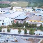 1 Impianto realizzato in un complesso industriale composto da diversi edifici