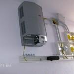2- installazione Inverter Fronius 6 kW