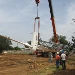 4-Erezione turbina FYO 25-20 kW
