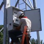 4-installazione pannello di controllo turbina FYO 25-20 kW