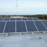 Fotovoltaico 3,00 kW Giugianello (LE), struttura in alluminio, panelli tedeschi Shott Solar