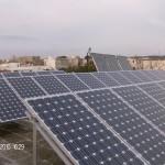 5- impianto fotovoltaico ultimato