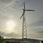 8- Calopezzati (CS) FYO 50 kW-Turbina completamente installata