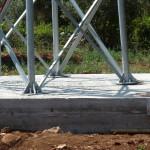 8- Ruffano (LE) FYO 25-20 kW fondazioni e cavidotto